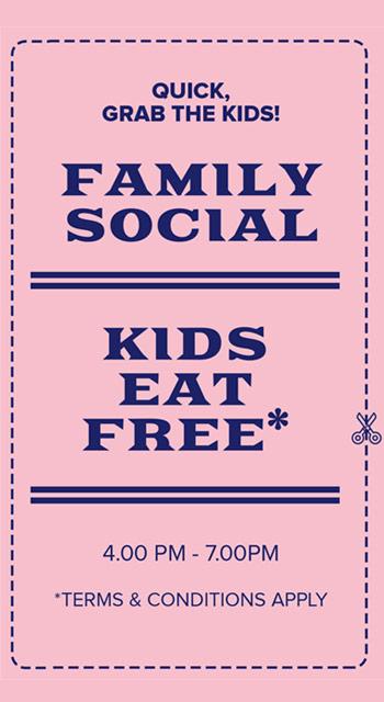 Sunday Family Social